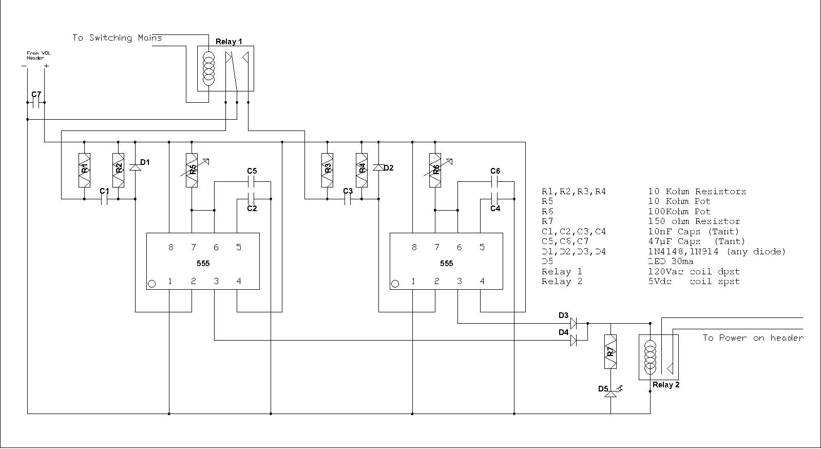 Layout Designs 556 Timer Circuit Same Which Utilizes One 1